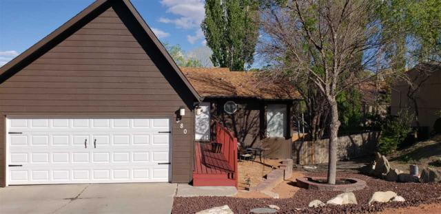 380 Hill View Drive, Grand Junction, CO 81507 (MLS #20192448) :: The Grand Junction Group with Keller Williams Colorado West LLC
