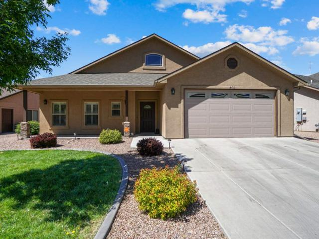 609 Saffron Way, Grand Junction, CO 81505 (MLS #20192473) :: The Grand Junction Group with Keller Williams Colorado West LLC