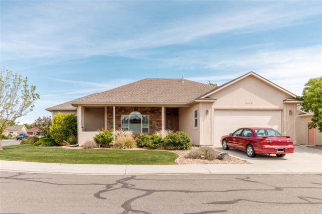 2476 Merganser Drive, Grand Junction, CO 81505 (MLS #20192508) :: The Grand Junction Group with Keller Williams Colorado West LLC