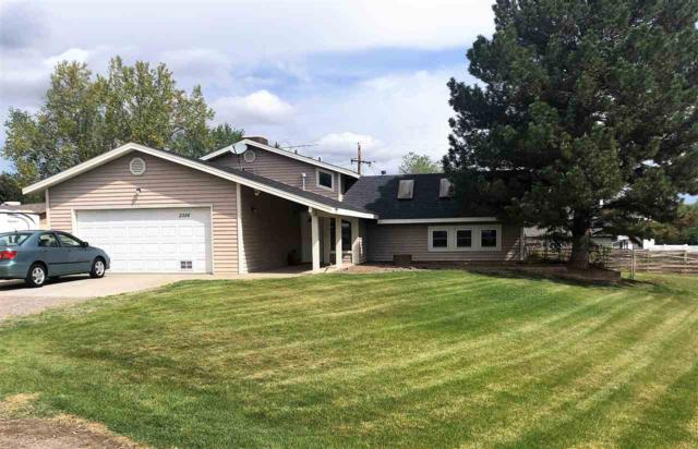 2396 Sayre Drive, Grand Junction, CO 81507 (MLS #20192520) :: The Grand Junction Group with Keller Williams Colorado West LLC