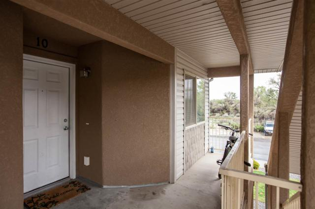 2474 Orion Way 10 (J), Grand Junction, CO 81505 (MLS #20192588) :: The Grand Junction Group with Keller Williams Colorado West LLC