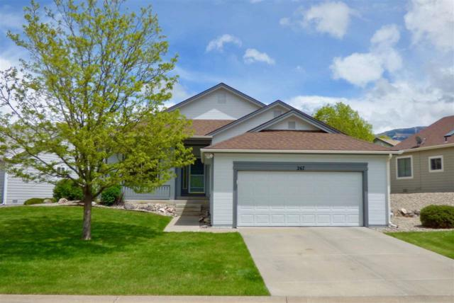 267 Limberpine Circle, Parachute, CO 81635 (MLS #20192597) :: The Grand Junction Group with Keller Williams Colorado West LLC