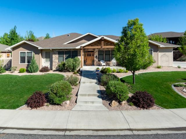 3445 Woodgate Drive, Grand Junction, CO 81506 (MLS #20192604) :: The Grand Junction Group with Keller Williams Colorado West LLC