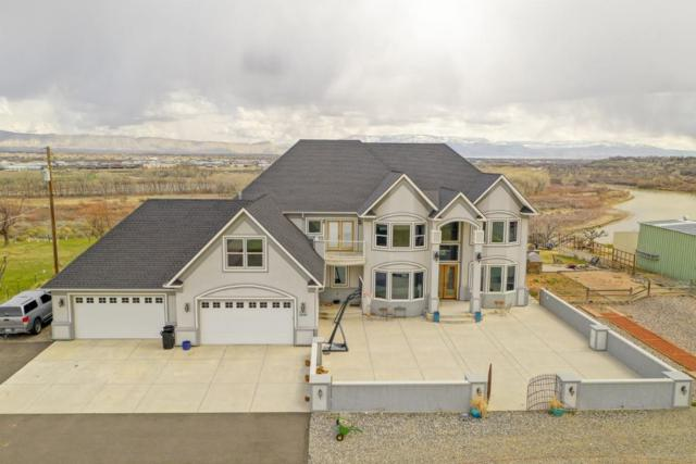 672 Peony Drive, Grand Junction, CO 81507 (MLS #20192610) :: The Christi Reece Group