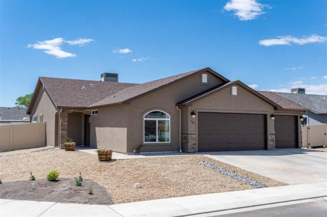 455 Dodge Street, Grand Junction, CO 81504 (MLS #20192619) :: The Christi Reece Group