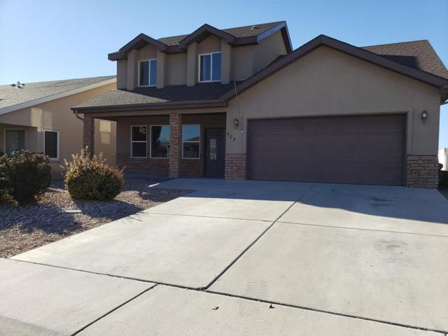 405 Chert Drive, Grand Junction, CO 81504 (MLS #20192623) :: The Christi Reece Group