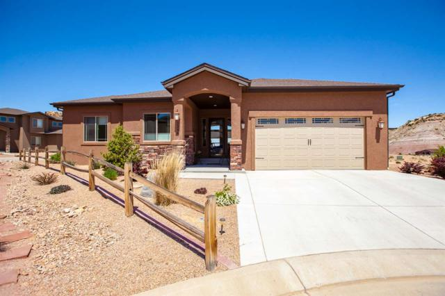 2286 Red Vista Court, Grand Junction, CO 81507 (MLS #20192656) :: The Christi Reece Group