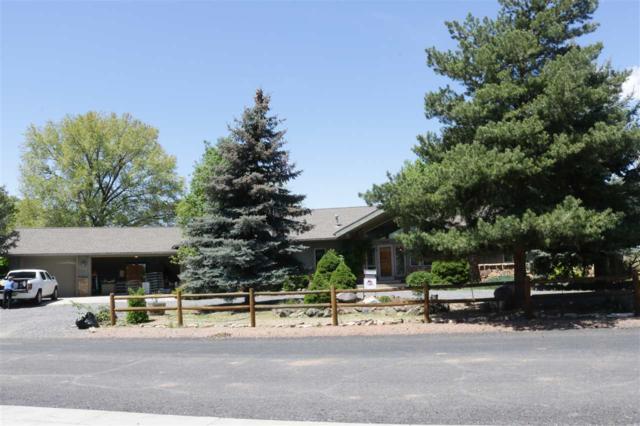 1380 SE Deer Creek Drive, Cedaredge, CO 81413 (MLS #20192658) :: The Grand Junction Group with Keller Williams Colorado West LLC