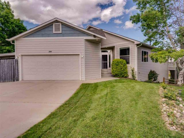 2044 E Cedar Meadows Court, Grand Junction, CO 81507 (MLS #20192686) :: The Grand Junction Group with Keller Williams Colorado West LLC