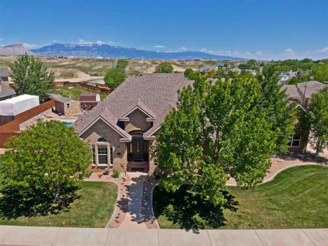 866 N Haven Crest Court, Grand Junction, CO 81506 (MLS #20192710) :: The Grand Junction Group with Keller Williams Colorado West LLC