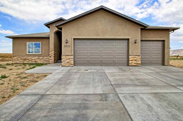 2822 Hollow Way, Grand Junction, CO 81506 (MLS #20192712) :: The Christi Reece Group