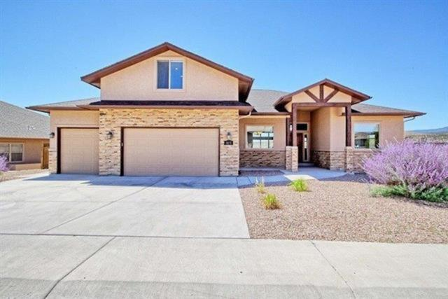 2651 Bangs Canyon Drive, Grand Junction, CO 81503 (MLS #20192729) :: The Christi Reece Group