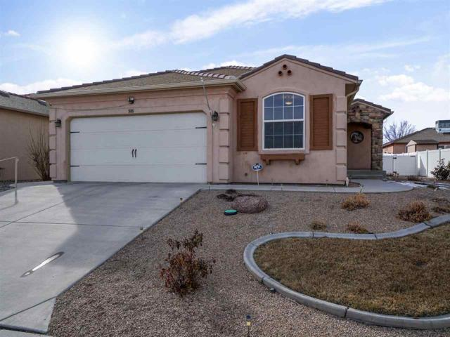 585 Sinatra Way, Grand Junction, CO 81501 (MLS #20192733) :: The Christi Reece Group