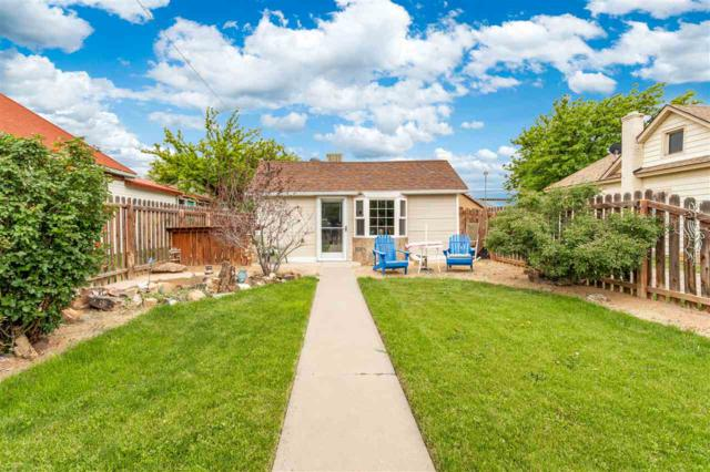 341 W 6th Street, Palisade, CO 81526 (MLS #20192742) :: The Christi Reece Group