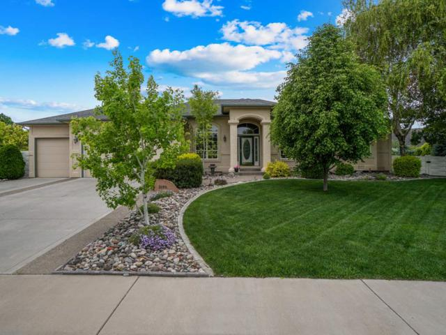 2195 Standing Rock Drive, Grand Junction, CO 81507 (MLS #20192747) :: The Christi Reece Group