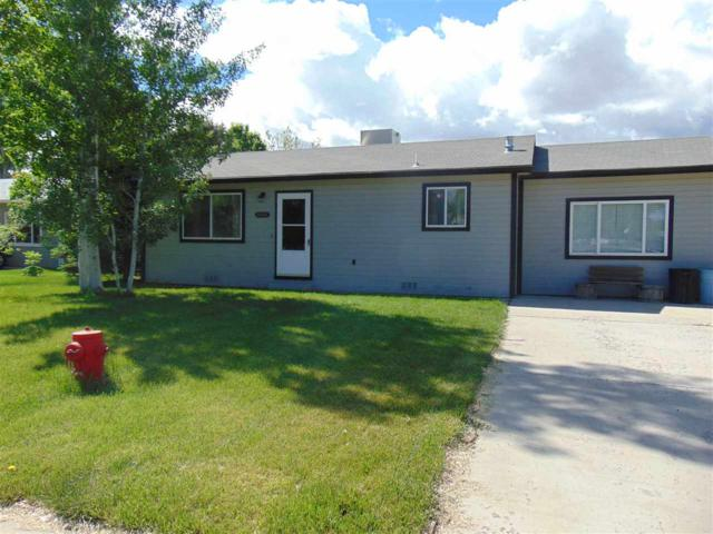 1006 E Grand Avenue, Fruita, CO 81521 (MLS #20192749) :: The Grand Junction Group with Keller Williams Colorado West LLC