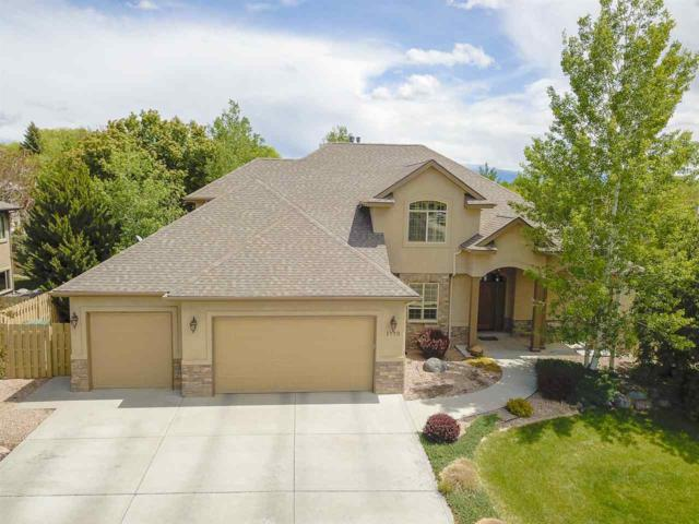 3490 Woodgate Drive, Grand Junction, CO 81506 (MLS #20192750) :: The Grand Junction Group with Keller Williams Colorado West LLC
