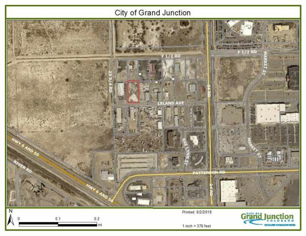 2380 Leland Avenue, Grand Junction, CO 81505 (MLS #20192781) :: The Danny Kuta Team