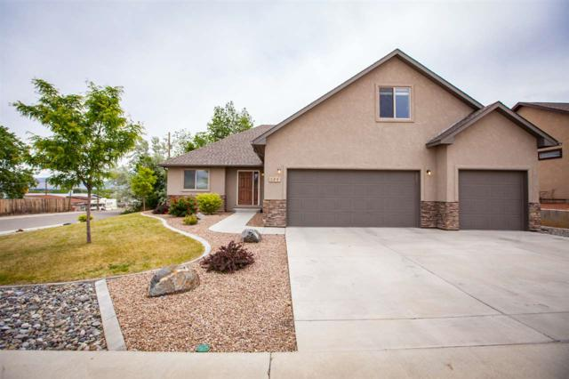 124 Dry Creek Court, Grand Junction, CO 81503 (MLS #20192790) :: The Grand Junction Group with Keller Williams Colorado West LLC