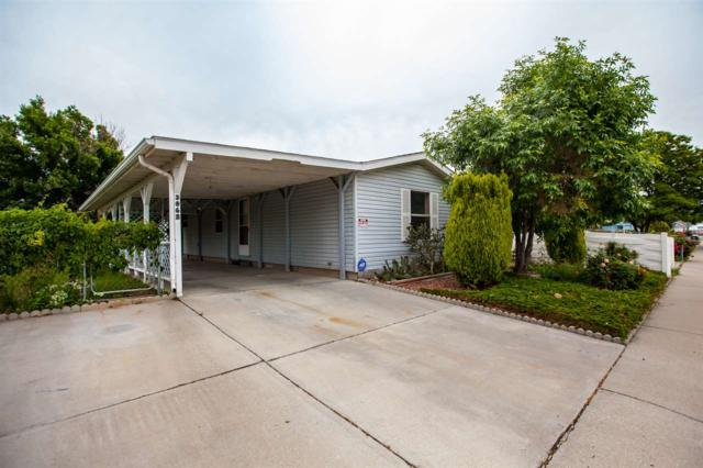 3062 Thrush Drive, Grand Junction, CO 81504 (MLS #20192809) :: CapRock Real Estate, LLC