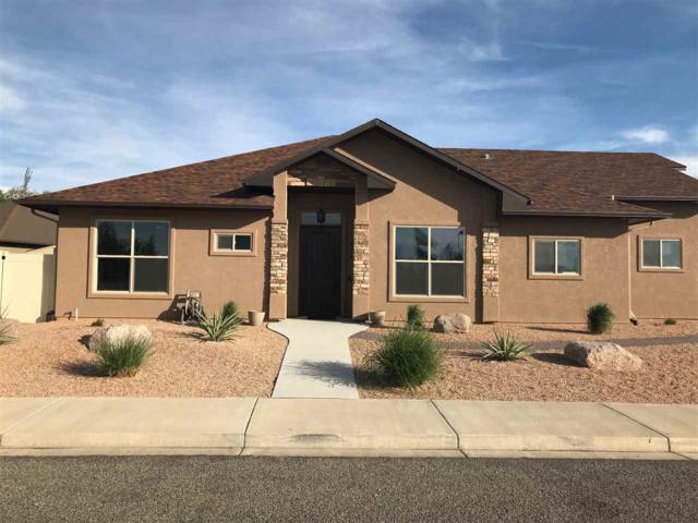 218 Vista Hills Drive, Grand Junction, CO 81503 (MLS #20192853) :: CapRock Real Estate, LLC