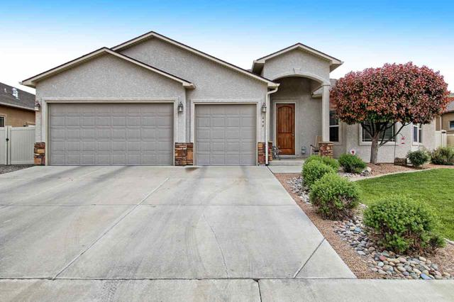 248 Merles Way, Grand Junction, CO 81503 (MLS #20192857) :: The Christi Reece Group