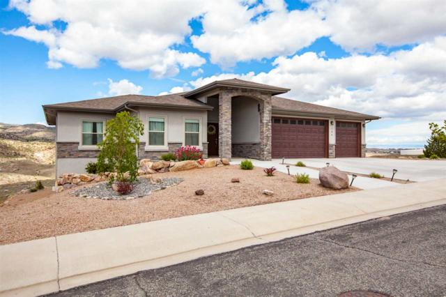 189 River Ridge Drive, Grand Junction, CO 81503 (MLS #20192876) :: The Grand Junction Group with Keller Williams Colorado West LLC