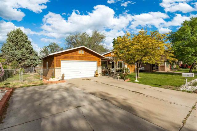 590 Redwing Lane, Grand Junction, CO 81504 (MLS #20192893) :: The Grand Junction Group with Keller Williams Colorado West LLC
