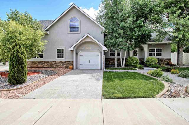 2213 Renaissance Boulevard, Grand Junction, CO 81507 (MLS #20192903) :: The Grand Junction Group with Keller Williams Colorado West LLC