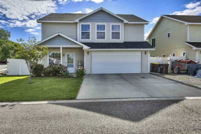2993 Redbud Court, Grand Junction, CO 81504 (MLS #20192911) :: The Grand Junction Group with Keller Williams Colorado West LLC