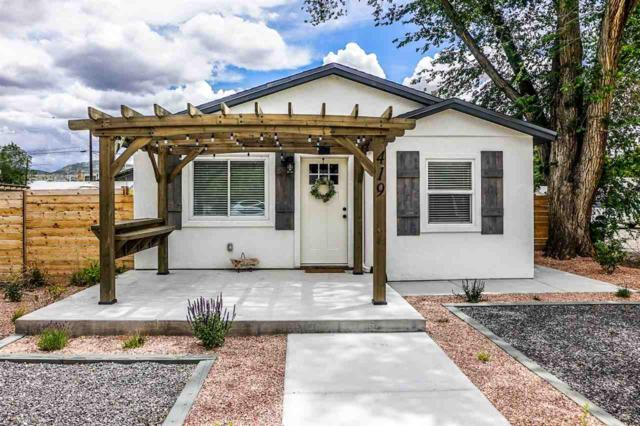 419 W 5th Street, Palisade, CO 81526 (MLS #20192943) :: The Grand Junction Group with Keller Williams Colorado West LLC