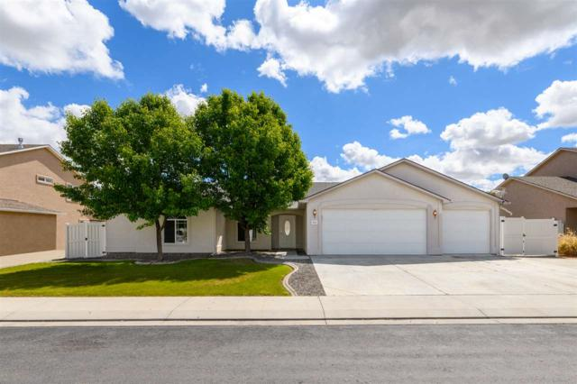 284 Snyder Creek Drive, Grand Junction, CO 81503 (MLS #20192948) :: The Grand Junction Group with Keller Williams Colorado West LLC