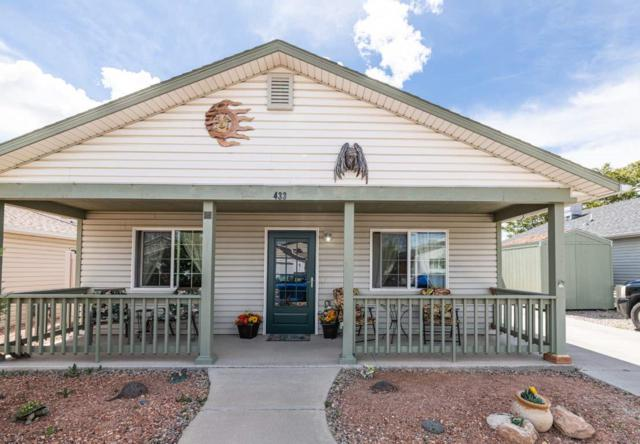 433 Pear Lane, Grand Junction, CO 81504 (MLS #20192959) :: The Grand Junction Group with Keller Williams Colorado West LLC