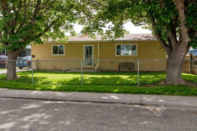 414 N 26th Street, Grand Junction, CO 81501 (MLS #20192969) :: The Grand Junction Group with Keller Williams Colorado West LLC