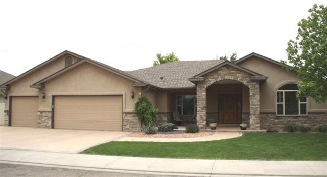 681 Kapota Street, Grand Junction, CO 81505 (MLS #20192988) :: The Grand Junction Group with Keller Williams Colorado West LLC