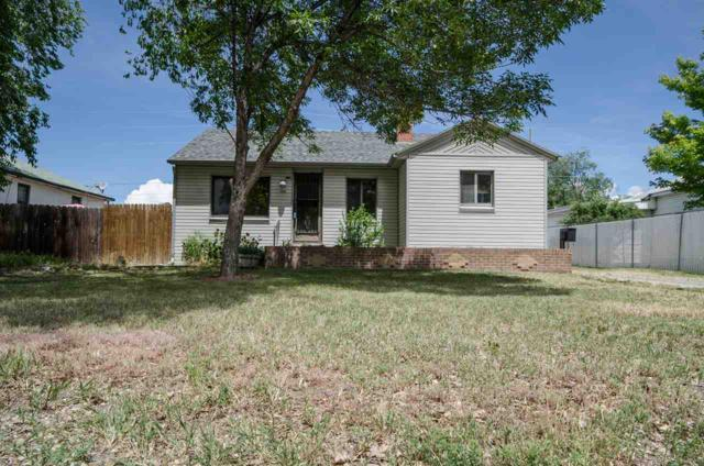 1708 Rood Avenue, Grand Junction, CO 81501 (MLS #20192996) :: The Grand Junction Group with Keller Williams Colorado West LLC