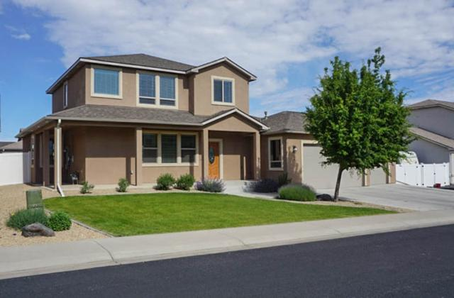 169 Sun Hawk Drive, Grand Junction, CO 81503 (MLS #20193022) :: The Grand Junction Group with Keller Williams Colorado West LLC