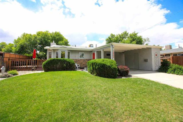 1803 N 20th Street, Grand Junction, CO 81501 (MLS #20193041) :: The Grand Junction Group with Keller Williams Colorado West LLC