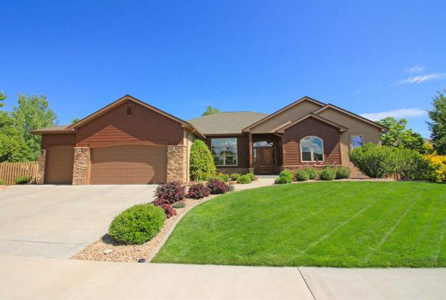 3305 Woodgate Drive, Grand Junction, CO 81506 (MLS #20193046) :: The Grand Junction Group with Keller Williams Colorado West LLC