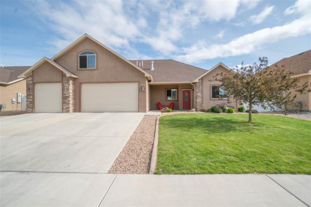 3154 Whitecross Lane, Grand Junction, CO 81504 (MLS #20193047) :: The Grand Junction Group with Keller Williams Colorado West LLC