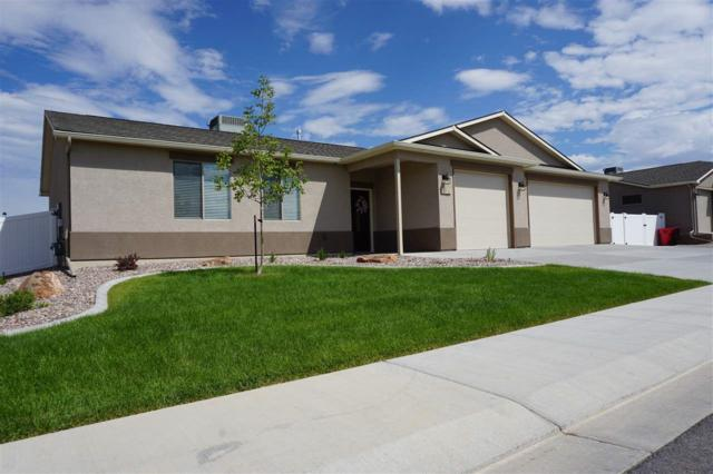170 Night Hawk Drive, Grand Junction, CO 81503 (MLS #20193057) :: The Grand Junction Group with Keller Williams Colorado West LLC