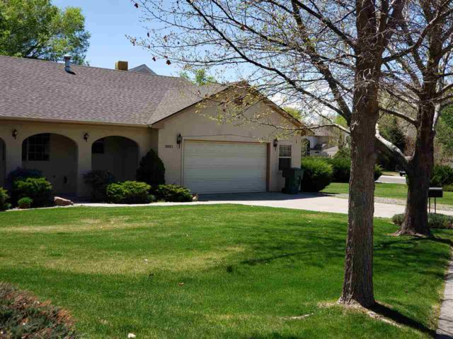 2657 Catalina Drive, Grand Junction, CO 81503 (MLS #20193061) :: The Grand Junction Group with Keller Williams Colorado West LLC