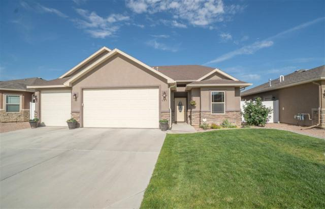 669 Chalisa Avenue, Grand Junction, CO 81505 (MLS #20193070) :: The Grand Junction Group with Keller Williams Colorado West LLC