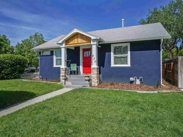 950 N 8th Street, Grand Junction, CO 81501 (MLS #20193074) :: The Christi Reece Group