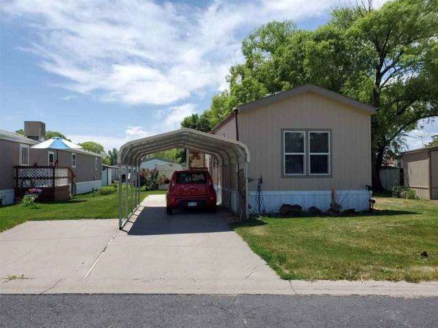 3251 E Road #103, Clifton, CO 81520 (MLS #20193080) :: The Grand Junction Group with Keller Williams Colorado West LLC