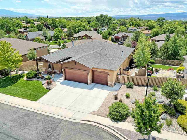 2295 Autumn Ash Avenue, Grand Junction, CO 81506 (MLS #20193102) :: The Grand Junction Group with Keller Williams Colorado West LLC
