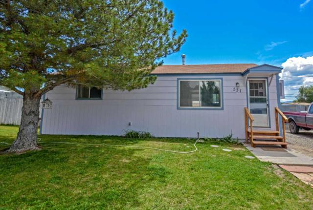 531 W Hall Avenue, Grand Junction, CO 81505 (MLS #20193113) :: The Grand Junction Group with Keller Williams Colorado West LLC