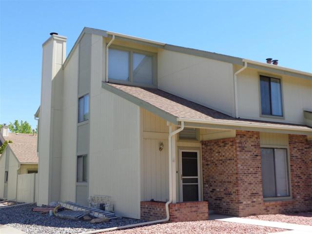 2675 Springside Court 3D, Grand Junction, CO 81506 (MLS #20193115) :: The Grand Junction Group with Keller Williams Colorado West LLC