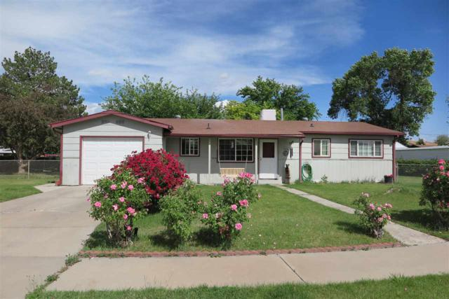 270 W Parkview Drive, Grand Junction, CO 81503 (MLS #20193139) :: The Grand Junction Group with Keller Williams Colorado West LLC