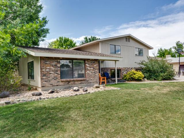589 Mcmullin Drive, Grand Junction, CO 81504 (MLS #20193142) :: The Christi Reece Group